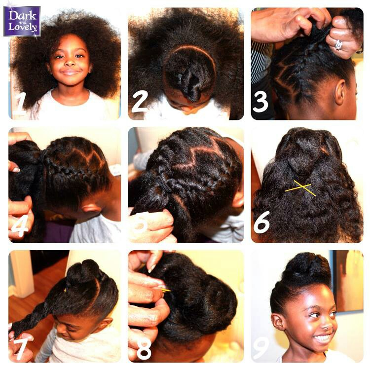 Natural Hairstyles Tutorials Picture Ideas With Hairstyle Haircut 2013 ...